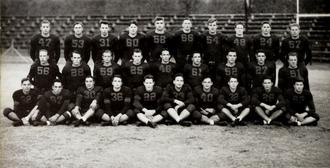 1939 Clemson Tigers football team - Image: 1939 Clemson Tigers football team (Taps 1940)