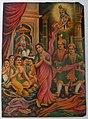 1940s Indian Hindu Print Draupadi Vastraharan 2.jpg