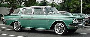 Rambler Classic - 1961 Rambler Classic sedan