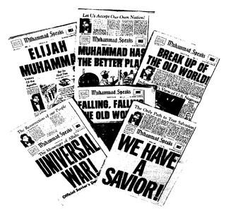 <i>Muhammad Speaks</i>