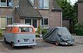1966 Volkswagen T1 & Volkswagen Beetle (8891162863).jpg