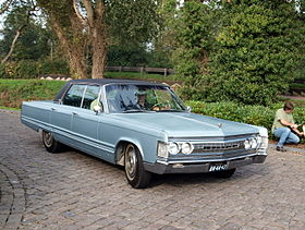 1965 chrysler imperial lebaron