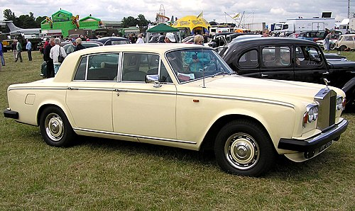 ROLLS ROYCE SILVER SHADOW CAR COVER 1977 1978 1979 1980