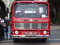 1977 AEC Mandator articulated lorry (JKT 732L), 2009 HCVS London to Brighton run.jpg