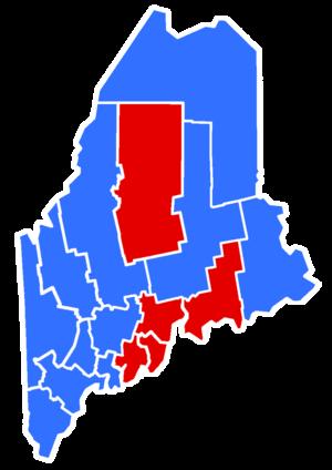 Maine gubernatorial election, 1978 - Image: 1978Maine Gubernatorial