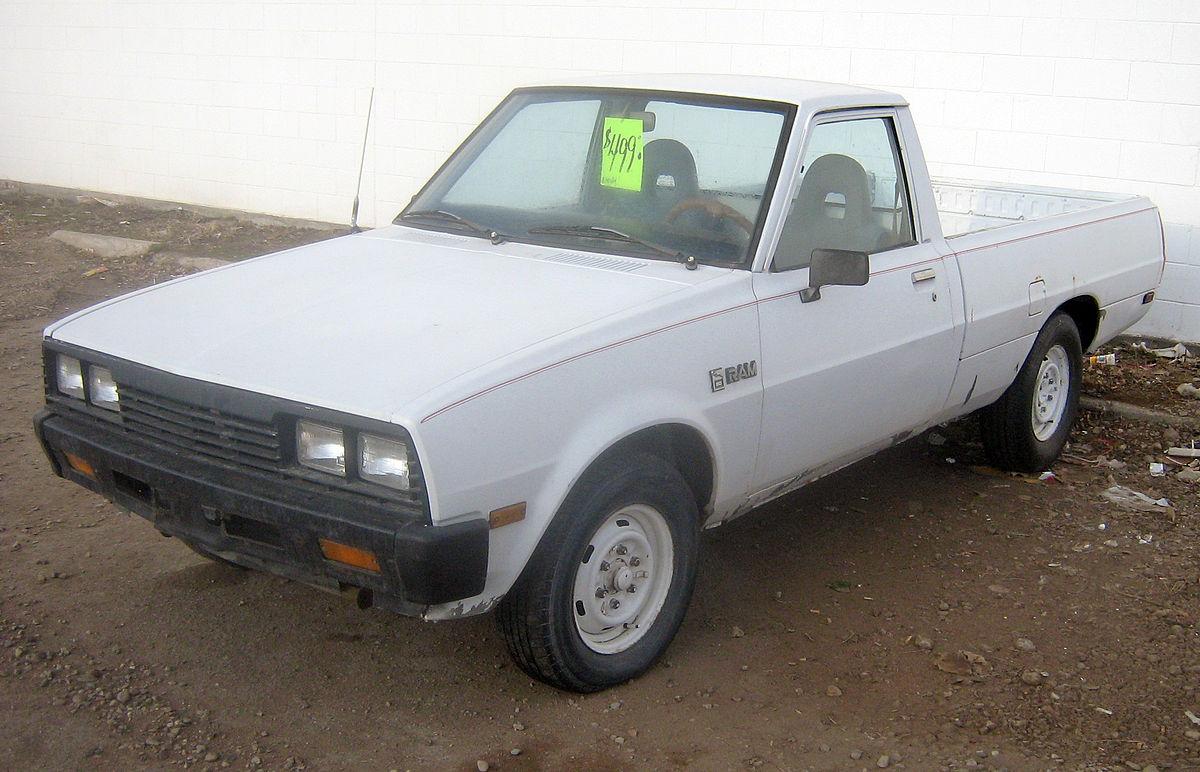 Px Dodgeram on 1983 Dodge Dakota