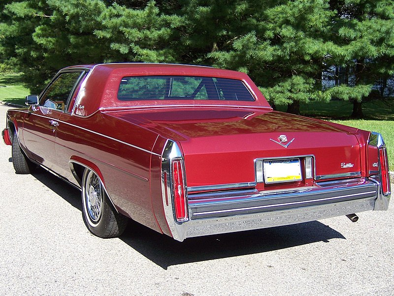 Px Coupedevillerear on 1982 Cadillac Sedan Deville