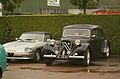 1984 Alfa Romeo Spider 2.0 & 1955 Citroën 11B Familiale (14156842182).jpg