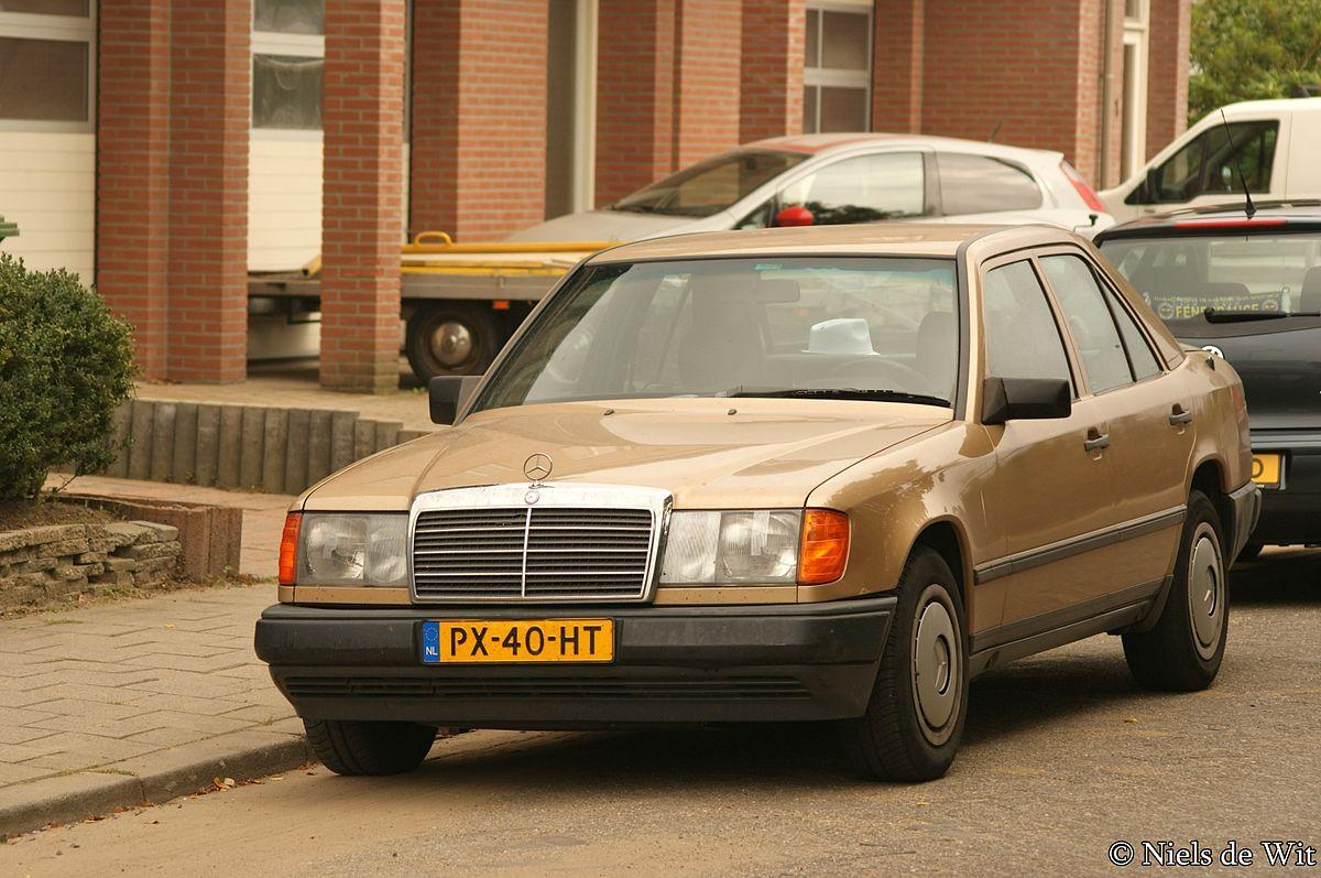 Mercedes-Benz W124 - Βικιπαίδεια
