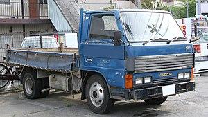Mazda Titan - Second generation (1987–1989)