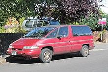 Oldsmobile Silhouette Wikipedia