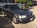 1996-1997 Mercedes-Benz S280 (W140) Sedan (03-06-2018) 01.jpg