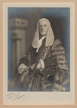 Ernest Pollock, 1st Viscount Hanworth - Image: 1st Viscount Hanworth