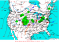 2003-05-10 Surface Weather Map NOAA.png