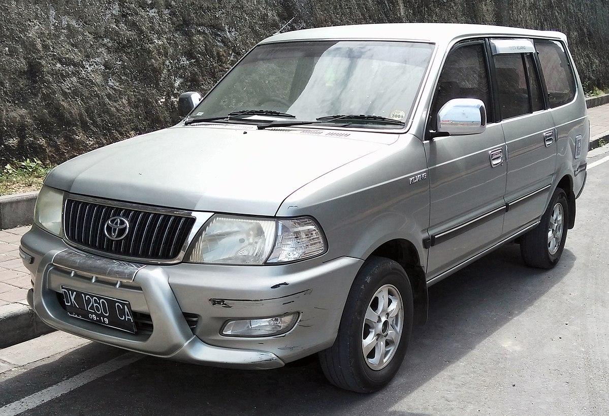 Toyota Kijang Wikipedia