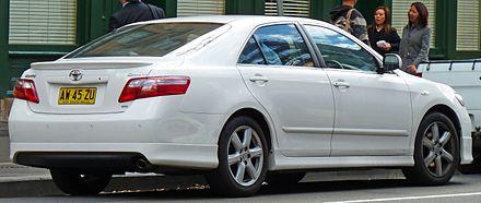 Toyota Camry XV40  Wikiwand