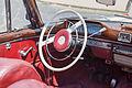 2007-07-15 Lenkrad und Armaturenbrett eines Mercedes-Benz 220 S Cabriolet (W 180 II) IMG 3001.jpg