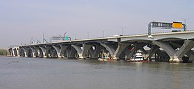 Image illustrative de l'article Woodrow Wilson Bridge
