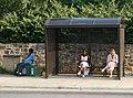 2008-07-15 Duke Hospital bus stop.jpg