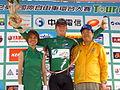 2008TourDeTaiwan Stage7 Sprint Leader.jpg
