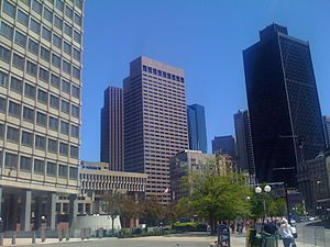 John F. Kennedy Federal Building - Image: 2008 Government Center Boston 2536698867
