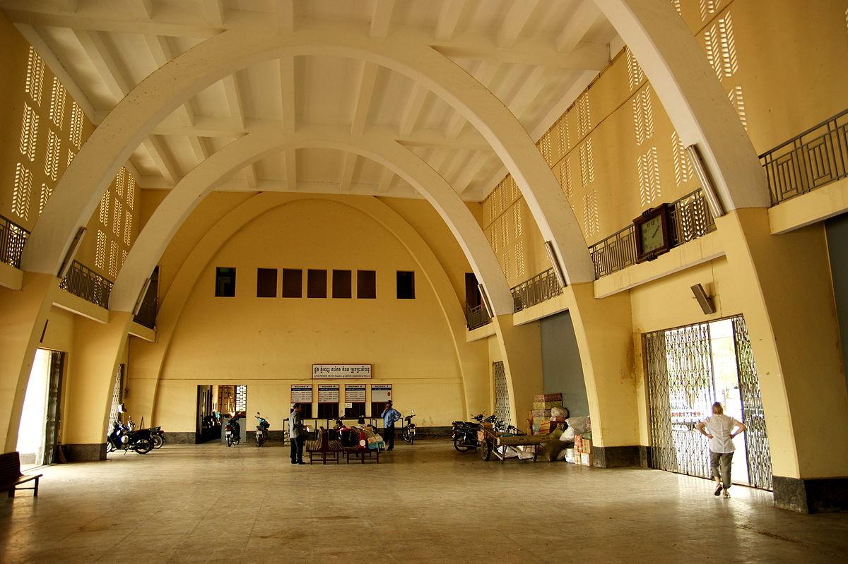 Gauge To Mm >> Rail transport in Cambodia - Wikipedia