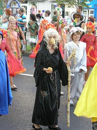Carnival - Carnival in Donetsk, Ukraine, 2010