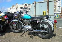 Triumph Tiger Daytona Wikipedia