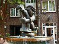 2011 08 Wittmund Jan Schüpp Brunnen.JPG
