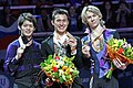 2011 World Championships Men Podium.jpg