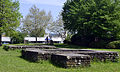 201204301444a Kastell Böckungen Nordtor von WNW.jpg