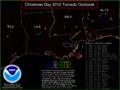 2012 Christmas tornado count.png