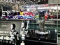 2013 FIA Formula One Constructors Championship Trophy, Geneva 2014 (Ank Kumar) 03.jpg