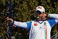 2013 FITA Archery World Cup - Men's individual compound - Semifinal - 31.jpg