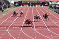 2013 IPC Athletics World Championships - 26072013 - Arrival of the Women's 400M - T53 first semifinal.jpg