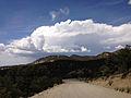 2014-07-30 13 26 21 View west on Manhattan Road east of Manhattan, Nevada.JPG