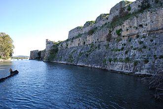 Lefkada - Santa Maura castle