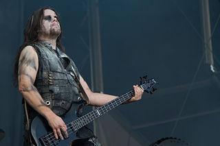 Cyrus (metal musician) Norwegian musician