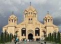 2014 Erywań, Katedra św. Grzegorza Oświeciciela (07).jpg
