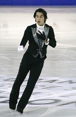 Takahito Mura - Mura at the 2014–15 Grand Prix Final