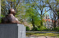 2015-04-20 Gandhi-Denkmal, Hannover, (16).jpg