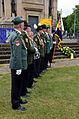 2015-06-20 200 Jahre Schlacht bei Waterloo, Welfenbund, The Royal British Legion, Hannover, Waterloosäule, (21).JPG