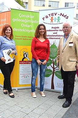 2015-09-13 28. Entdeckertag der Region Hannover, (110) Mentor und Föderation Türkischer Elternvereine in Niedersachsen e.V. (FÖTEV-Nds)