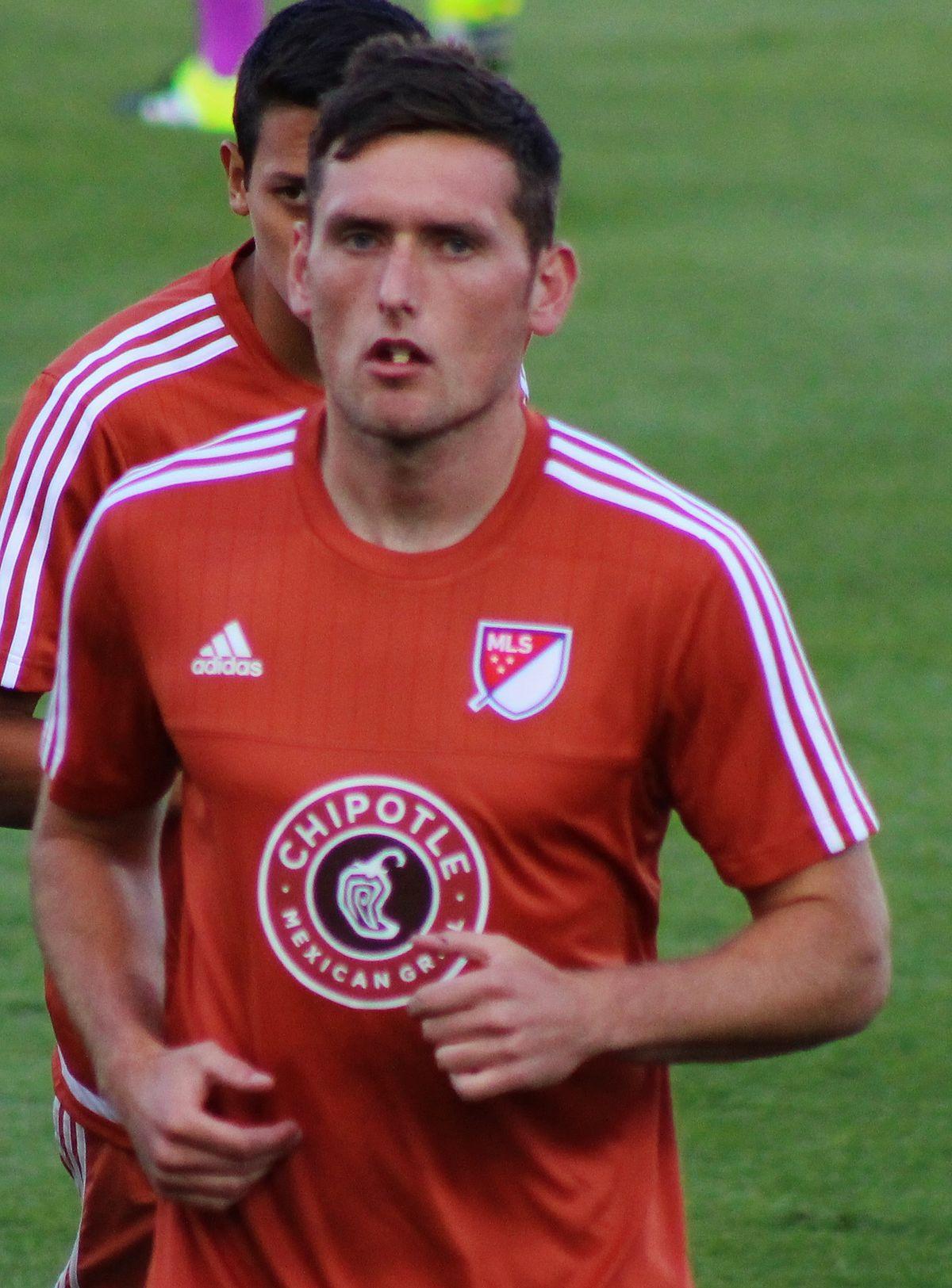 Shane O Neill Soccer Wikipedia