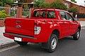 2015 Ford Ranger (PX) XL Hi-Rider 4-door utility (2015-11-11) 02.jpg