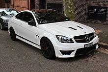 Mercedes Benz C Class W204 Wikipedia