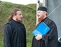 2016-07-18 20-16. Архимандрит Иоасаф (Перетятько) и епископ Иона (Черепанов).jpg