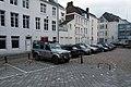 2016 Maastricht, Houtmaas, markering castellumtoren 1.JPG