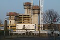 2016 Woolwich, Waterfront construction site 01.jpg