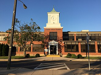 Ewing High School (New Jersey) - Ewing High School